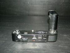 Canon AE Motor Drive FN NO BATTERIA