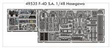 Eduard 1/48 F-4D Phantom II self adhesive # 49535