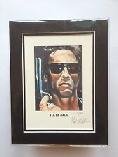 The Terminator ~ Limited Edition ~ By Patrick J Killian