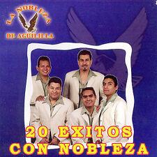 Nobleza De Aguililla : 20 Exitos Con Nobleza CD