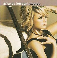 Revolution by Miranda Lambert (CD, Sep-2009, Sony Music Distribution (USA)) NEW