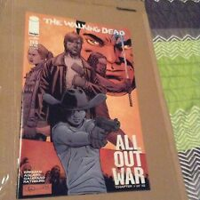 THE WALKING DEAD #115. COVER Midnight Release VARIANT - 1ST PRINT.