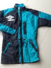 BNWT Umbro Football Coat Size LB 10-12 Years Approx