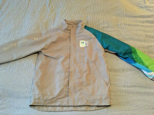 VANCOUVER 2010 OLYMPIC TORCH RELAY OFFICIAL TRACK SUIT MEDIUM EXCELLENT CLEAN