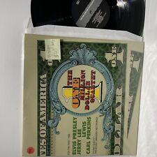 Elvis Presley Jerry Lee Lewis Perkins- Million Dollar Quartet- Bootleg LP RARE