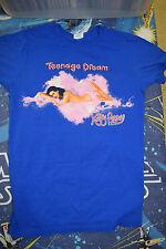 Katy Perry Teenage Dream Tour 2011 Blue Tee T-Shirt Small S