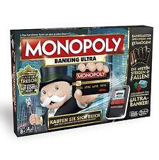 Hasbro B6677 Monopoly Banking Ultra