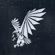 FLYING mortale eagle automobile o Laptop Decalcomania Adesivo Vinile per Paraurti Pannello Finestra