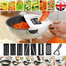 Multifunction Rotate The Vegetable Cutter Slicer Creative Kitchen Tools Hot