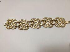 lia sophia golden bracelet
