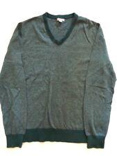 Men's Merona Long Sleeve Green Sweater Size M Medium