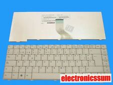 For ACER aspire 5310 5315 5320 5520 5520g 5710g Spanish Keyboard Teclado White