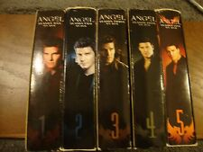 ANGEL Seasons 1-5 Box Sets Complete Series Spinoff from Buffy the Vampire Slayer