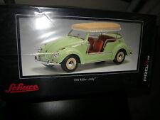 1:18 Schuco VW Escarabajo Jolly Limited Edition 1 of 1000 PCs. OVP