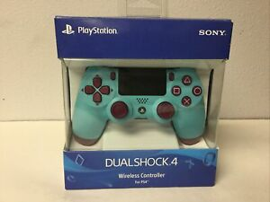 Sony DualShock 4 Wireless Controller - Berry Blue - PRE-OWNED (#2)