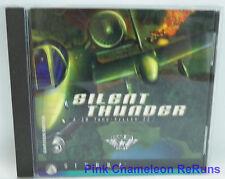 Silent Thunder: A-10 Tank Killer II (PC, 1995) Win 3.1 / 95 NO SCRATCHES
