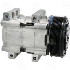 Four Seasons 58161 New Compressor And Clutch