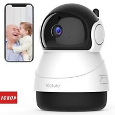 IP Camera Wireless Indoor Camera with Night Vision Motion Detect 1080P FHD WiFi