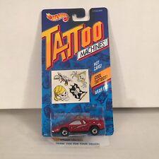 Road Pirate * Tattoo Machines * Hot Wheels * A19
