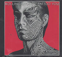 CD ♫ Compact disc **THE ROLLING STONES ♦ TATTOO YOU** nuovo sigillato Digipack