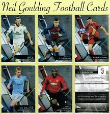 Champions League FINEST 2018-2019 ☆ Football Cards ☆ #1 to #100