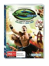 WWE - Summerslam Anthology : Vol 4 2003 - 2007 - 5 Disc Set - New Region 4 DVD