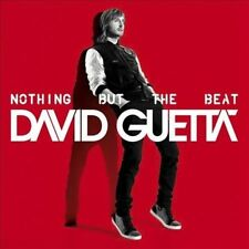 Nothing But the Beat by David Guetta (CD, Aug-2011) 2 Discs 30 DAYS WARRANTY.