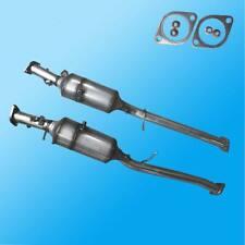 EU5 DPF Dieselpartikelfilter FORD Ranger 2.2 TDCi - GBVAJQW GBVAJQJ 2011/09-