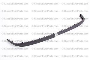 Front bumper SPOILER duckbill splitter lip valance euro for BMW E32 735 740 750
