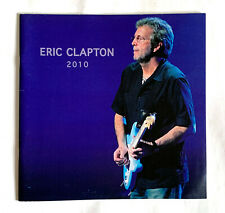 Eric Clapton Japan Tour 2010 Concert Program Book Steve Gadd Chris Stainton C20