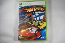 Hot Wheels Beat That (Microsoft Xbox 360) NEW Factory Sealed Near Mint