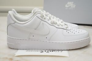 Mens Nike Air Force 1 Low White 07 - Men's US Sizes 7-13 IN HAND