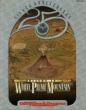RETURN TO WHITE PLUME MOUNTAIN NM! D&D TSR Module Anniversary Dungeons Dragons