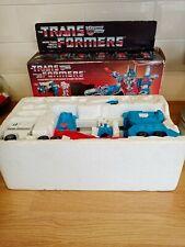 1980s transformer  City Commander Ultra Magnus, boxed
