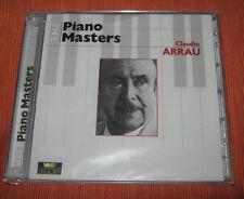 "Claudio Arrau CD "" PIANO MASTERS "" 2CD/History"