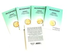 ALGENIST Genius LIQUID COLLAGEN Lot 5 x1 mL Sample NEW SEALED FREE SAME DAY SHIP