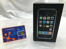 COLLECTORS Apple iPhone 1st Generation 2G 8GB A1203 (GSM) AT&T