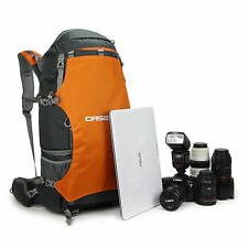 Large Waterproof Caseman AOB6 DSLR Camera bag case high quality Backpack orange