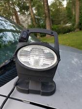 New Military Portable Work Light  MRAP 25ft extension Magnetic Spot mobile