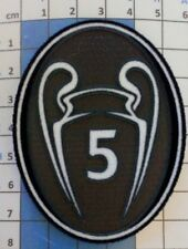 Europe Patch badge Champion's League 05 maillot de foot Barça Liverpool Bayern