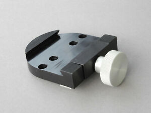 LOSMANDY GM8 Style C Saddle Plate / Dovetail Clamp (accepts 2.5'' dovetail) USA