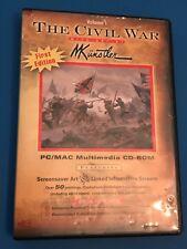 THE CIVIL WAR WITH ART BY MORT KUNSTLER-PC SCREENSAVER