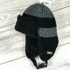 Lonsdale Spar Trapper Mens Hat Warm Winter Beanie Soft Feel R773