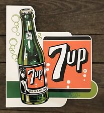 19X15 Rare 7 UP Mint Seven Soda Drink BEER BAR REAL NEON SIGN LIGHT Free Shiping