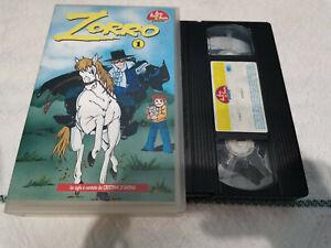 VHS BIM BUM BAM ZORRO 1