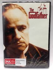 Godfather Part 1 DVD Al Pacino Marlon Brando Classic Mafia Movie Gangster Hitman