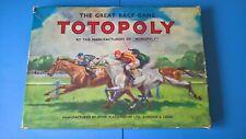 TOTOPOLY - WADDINGTONS VINTAGE MISSING TOTALISATORS