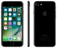 APPLE IPHONE 7 128GB JET BLACK NERO LUCIDO GAR 24 MESI NUOVO SIGILLATO 128 GB