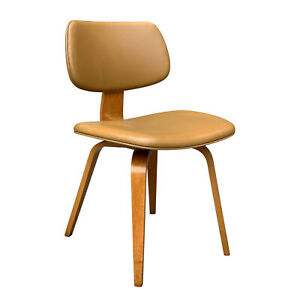 Mid-Century Modern Bentwood Accent Chair by Bruno Weil for Thonet