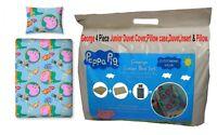 Brands:Junior Bed Set,4 piece Bedding Bundle Quilt,Pillow Pillowcase,Duvet cover